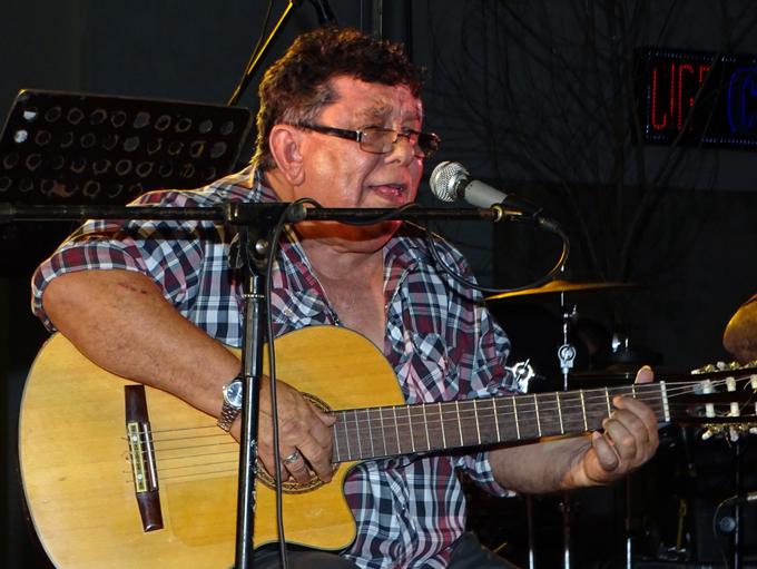 Canción trovadoresca goza de buena salud, dice Augusto Blanca (+ audio)