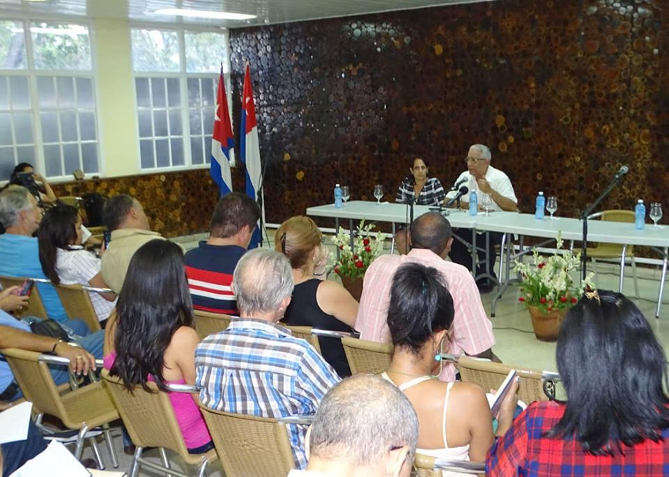 Inaugurada 25 edición del Evento teórico Crisol de la Nacionalidad (+ fotos y video)