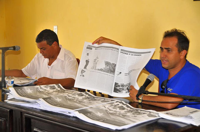 Campanazo por la cultura cubana