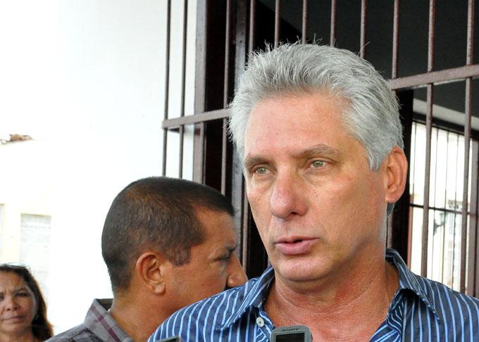 Resalta primer vicepresidente cubano logros de Cibersociedad 2017