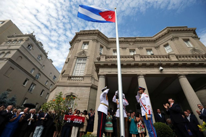 EE.UU. pedirá a Cuba retirar diplomáticos de Washington, según medios (+ video)