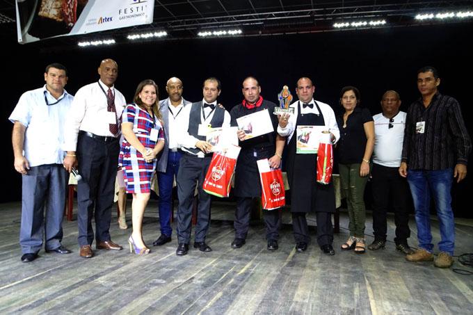 Granma en la vanguardia de festival gastronómico de Artex