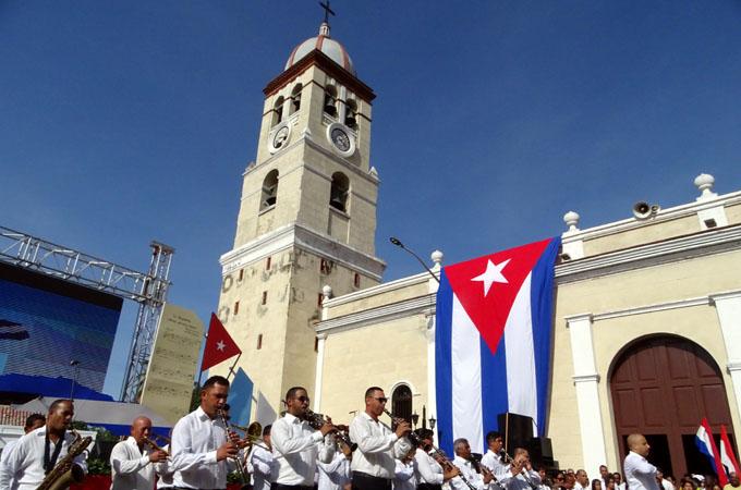 Bayamo, un canto a la libertad y a la Cultura cubana (+ fotos, audios y videos)