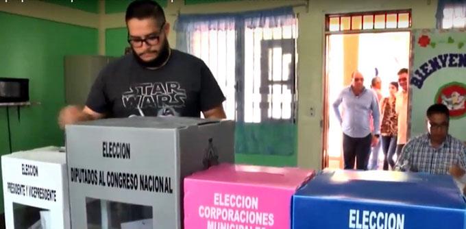 Elecciones de noviembre en Honduras con récord de observadores