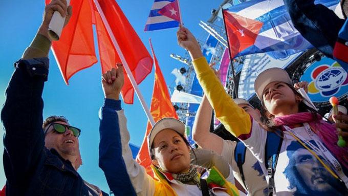Sochi a lo cubano