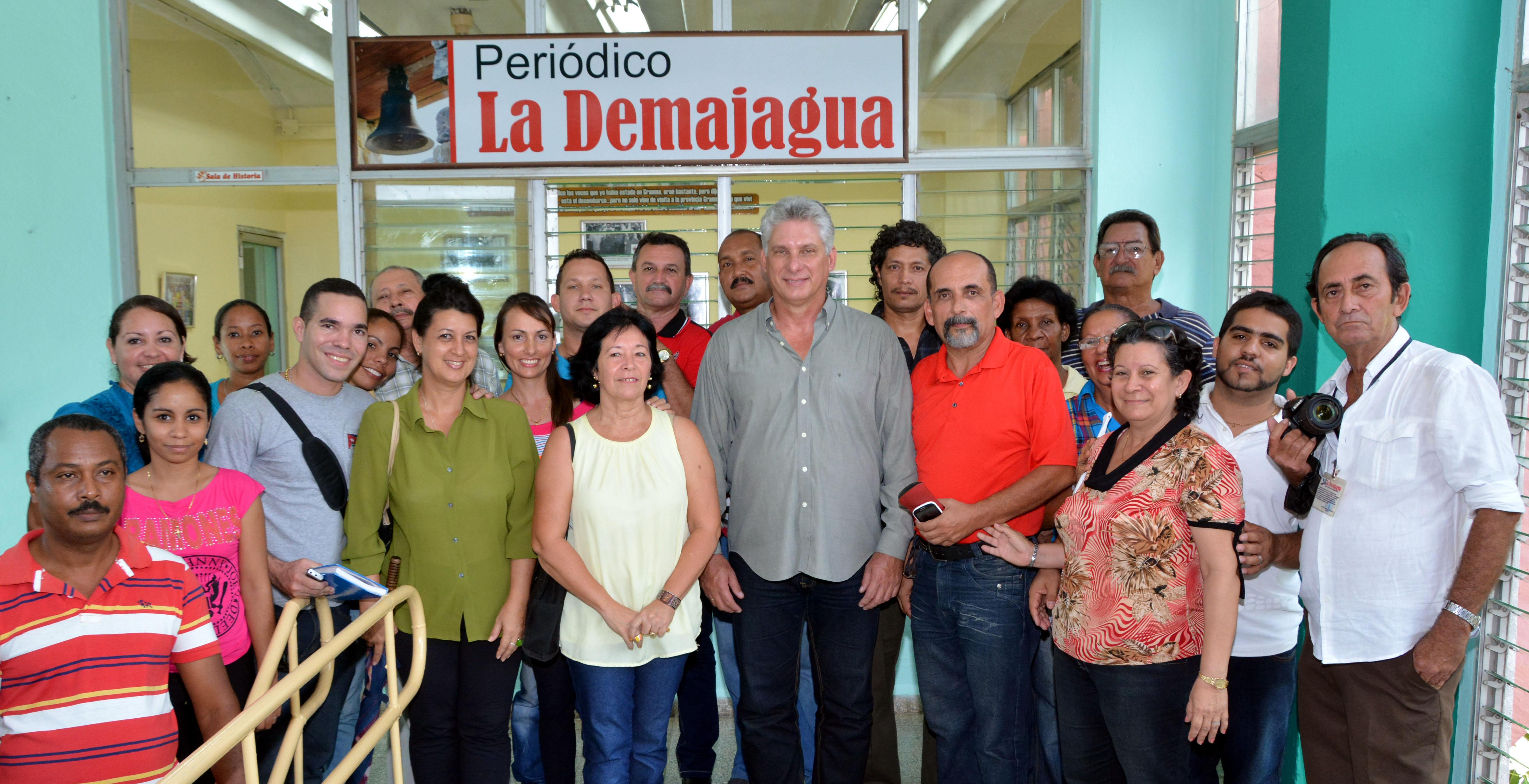 Reconocerán al periódico La Demajagua en su aniversario 40