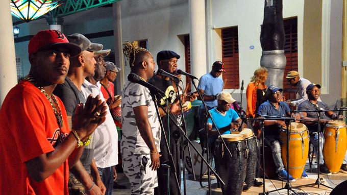 Inicia en Bayamo gira nacional de Los Muñequitos de Matanzas (+ fotos y videos)