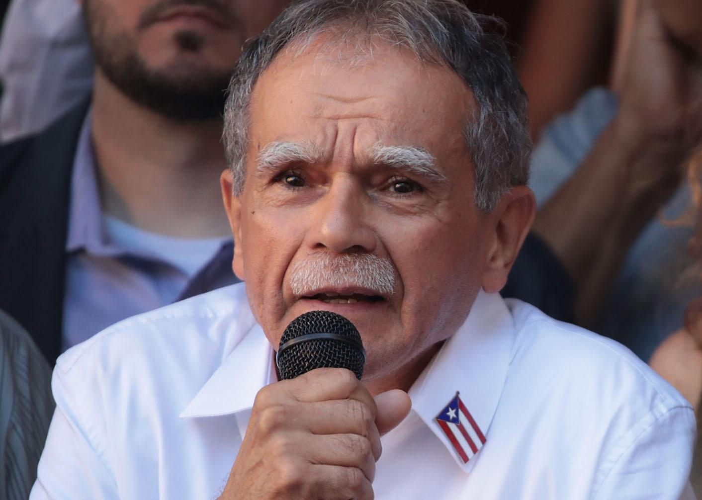 Oscar López Rivera estará en Cuba el 12 de noviembre (+ video)