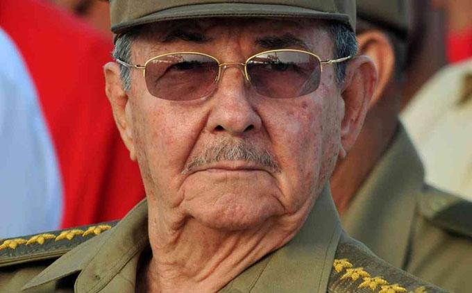 Mensaje del General de Ejército Raúl Castro al presidente de Venezuela Nicolás Maduro