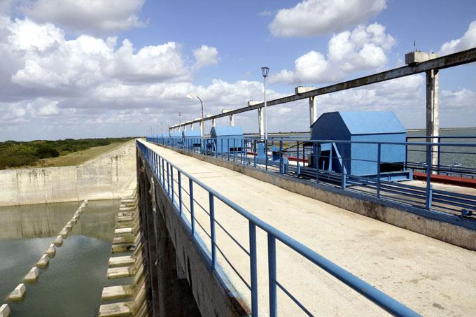 Casi al 50 por ciento de llenado represas de Granma