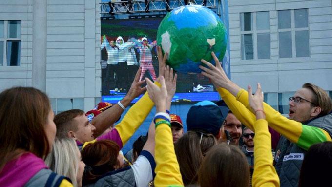 La voz multiplicada de una Isla en Sochi (+ fotos)