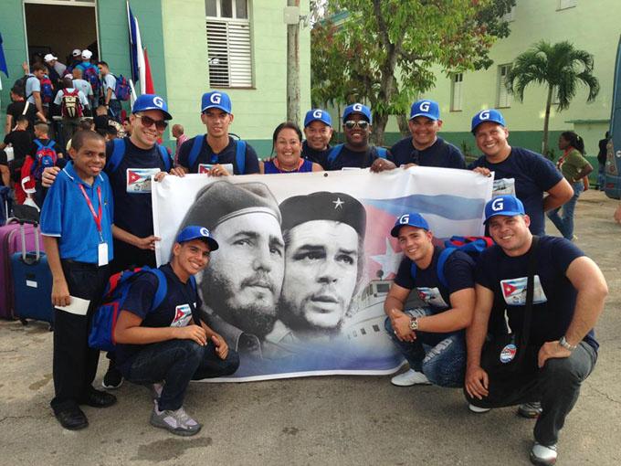 Comienza su preparación la delegación cubana al XIX Festival (+ fotos)