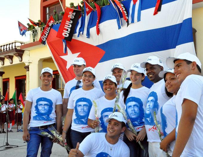 Cuba en el centro de las actividades del festival de Sochi