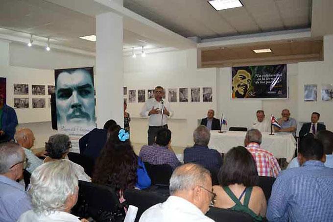 Recuerdan en Panamá a Che Guevara en aniversario de muerte