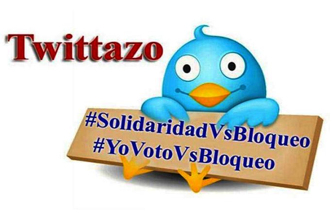 Convocan en EE.UU. a tuitazo de condena al bloqueo contra Cuba