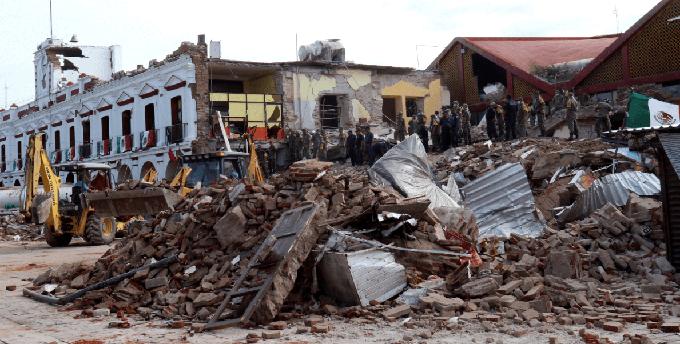 Recuperarán en México patrimonio cultural dañado por sismos