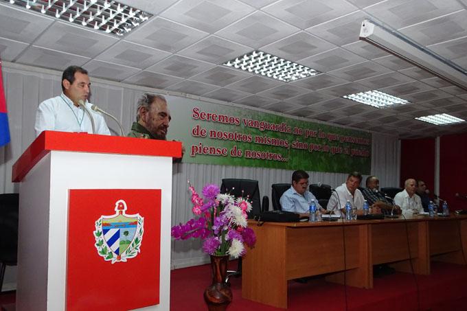 Comenzó V Encuentro  nacional de Economía Agropecuaria (+fotos)