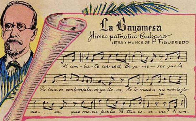 Las notas musicales de la libertad