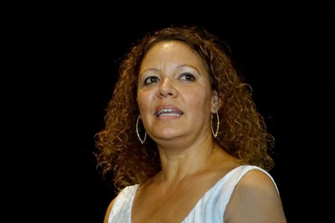 """Lynn Milanés: """"Sindo ha estado siempre"""""""
