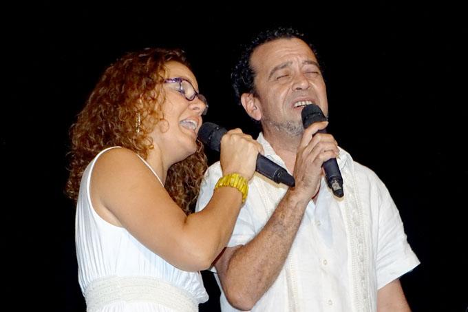 Lynn Milanés canta al trovador cubano Sindo Garay