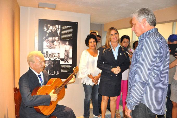 Abierta Sala de Patrimonio Natural en Museo de Cera (+ videos)