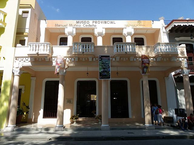 El Museo Provincial en espera de sus 35