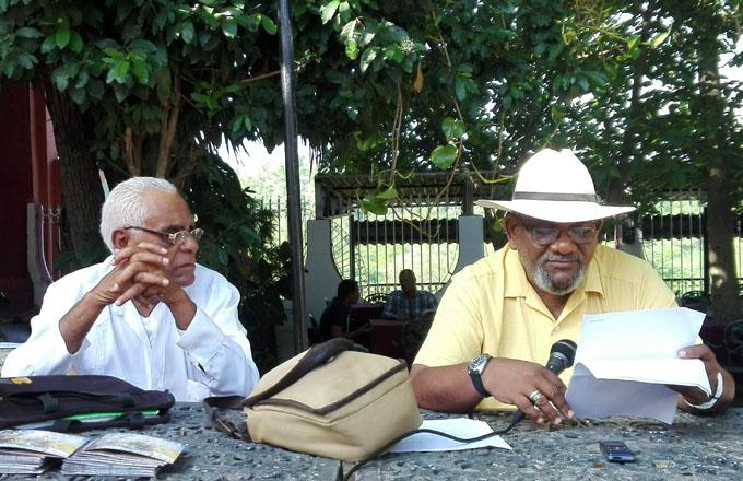 Presentan en Bayamo disco de poemas La Décima en mi voz