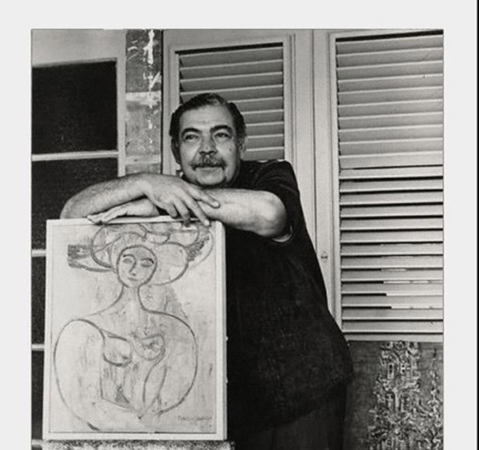 Presentan en Cuba nuevo libro sobre eminente pintor René Portocarrero