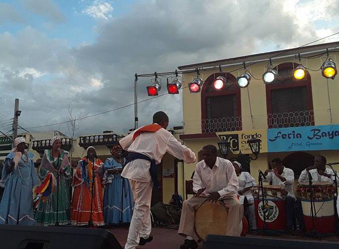 Presentes los tambores en Fiesta de la Cubanía