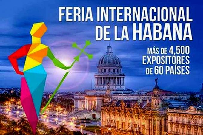 Feria Internacional de La Habana reafirma su importancia