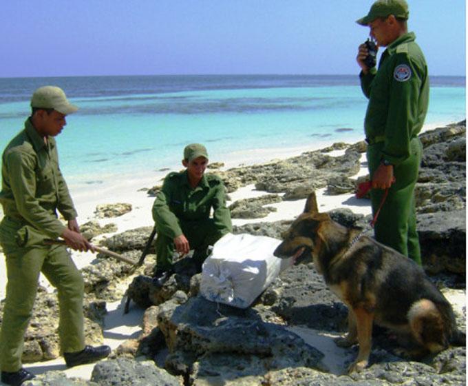 Cuba confisca más de cuatro toneladas de drogas en recalos