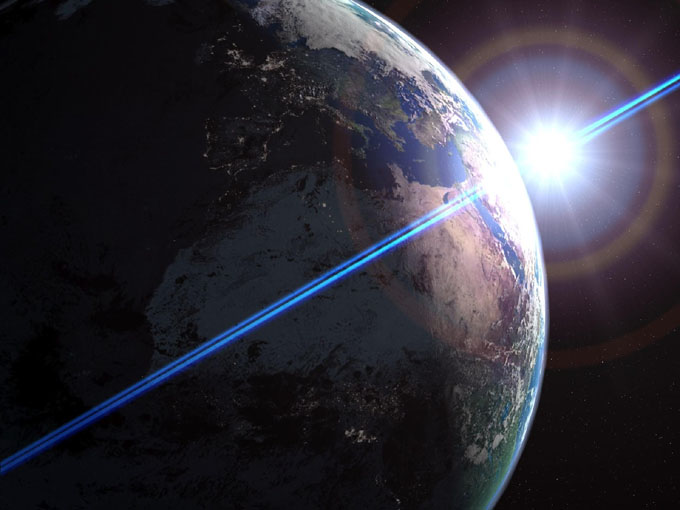 La Tierra pierde anualmente su oscuridad nocturna, revela estudio