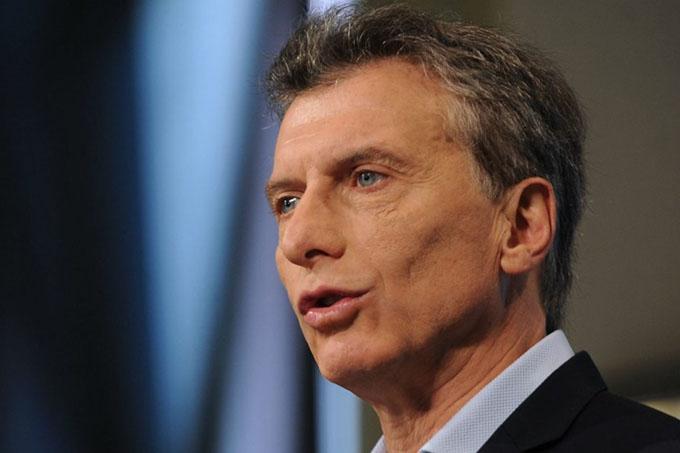 Macri pide no aventurarse a buscar responsables en caso del submarino (+videos)