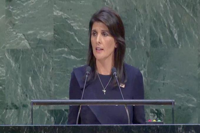 EE.UU. menosprecia al mundo con defensa de bloqueo a Cuba