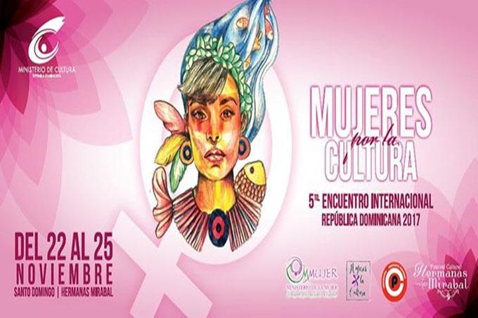 Encuentro Internacional de Mujeres abre sus puertas en Dominicana