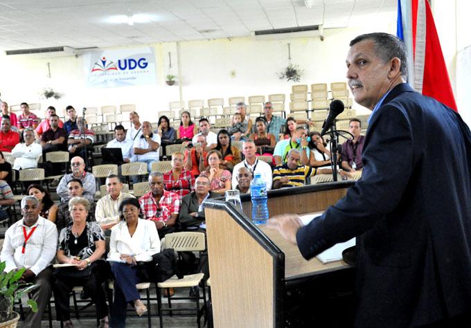 Inició V Congreso internacional Agromás 2017 en Granma ( +fotos y video)