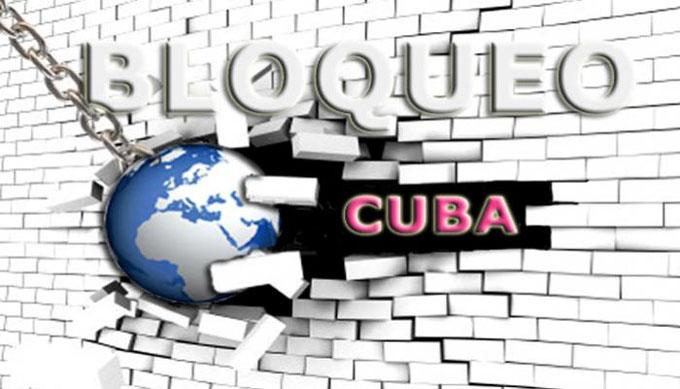 Jornada en Uruguay denuncia recrudecimiento de bloqueo a Cuba