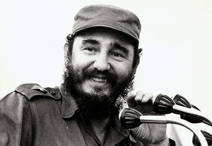 Exalta dirigente paraguayo a Fidel Castro como líder indiscutido