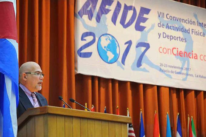 Inaugurado principal evento científico del deporte cubano(+fotos)