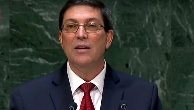 Rodríguez Parrilla: EE.UU. está solo en tema del bloqueo a Cuba (+ videos)