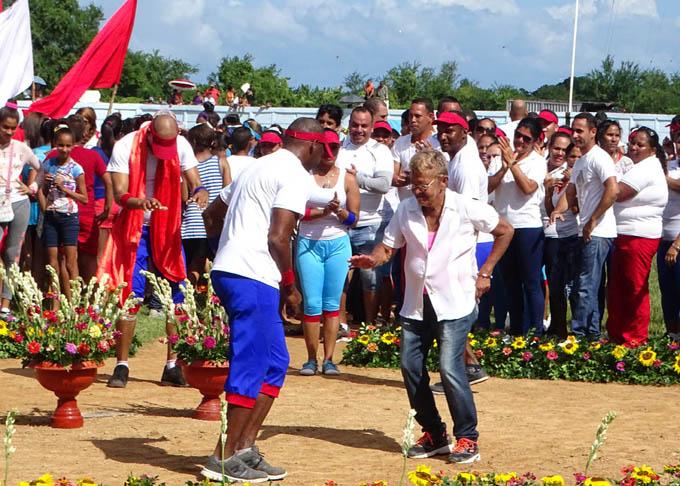 El deporte medialunero festejó por lo alto (+fotos)