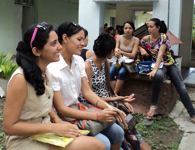 Más de cinco mil jóvenes en estreno electoral