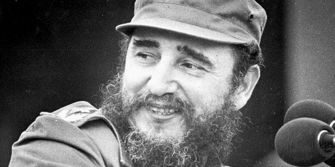 Recuerdan a Fidel Castro en Festival Universitario del Libro