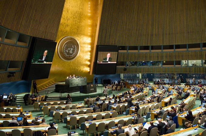 Rechaza mayoría de países en la ONU bloqueo de EE.UU. contra Cuba (+ audio y video)
