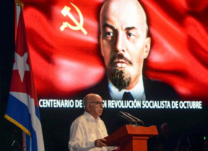La Gran Revolución Socialista de Octubre inició una nueva época para la humanidad