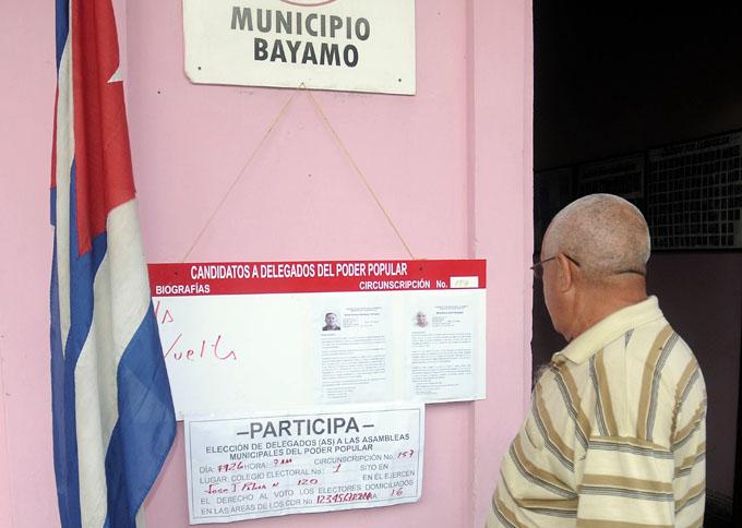 Realizarán en Cuba prueba dinámica de cara a los comicios generales