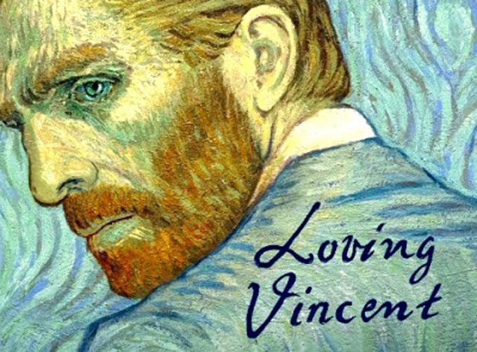 Loving Vincent: Primera película pintada al óleo cuadro a cuadro