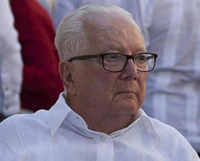 Falleció Armando Hart, destacado revolucionario cubano