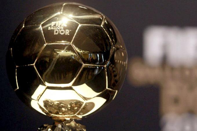 Balón de Oro se entregará el 7 de diciembre