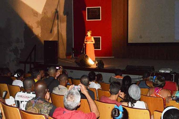 Dedican a Fidel Castro evento de cineclubes al centro de Cuba
